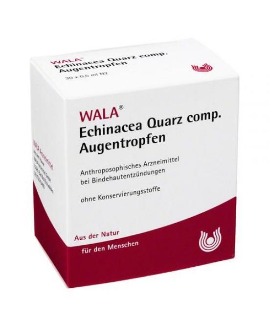 Wala Echinacea Quarz Comp Gocce Collirio Dosaggi Singoli Da 0.5ml - Farmacia 33
