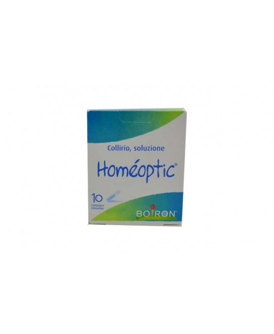 Boiron Homeoptic Collirio Monodose 10 Fiale Da 0,4 ml - Farmastar.it