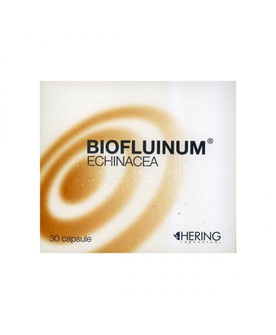 Hering Biofluinum Echinacea Integratore Alimentare 30 Capsule Da 1g - Farmawing