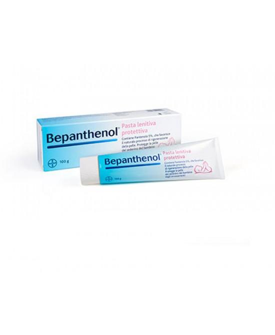 Bepanthenol Pasta Lenitiva Protettiva 100g - Zfarmacia