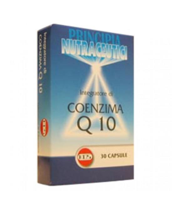 Coenzima Q10 30cps - Farmalandia