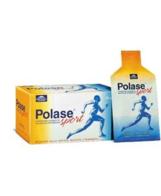 Polase Sport Integratore Energetico-Salino 10 Bustine - La tua farmacia online