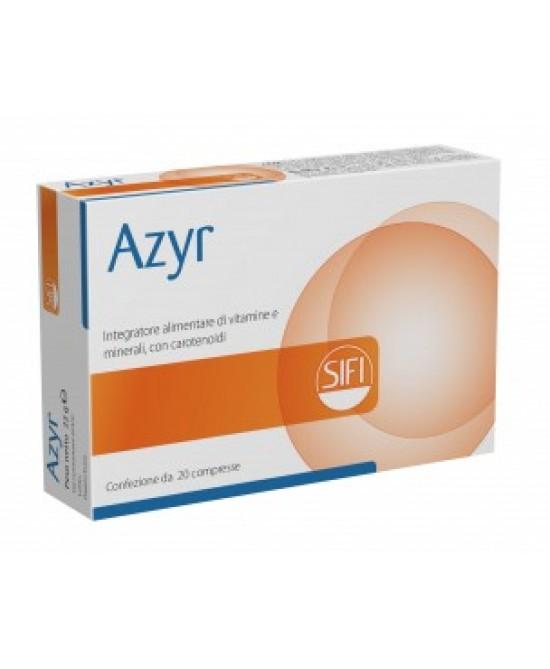 Sifi Azyr Integratore Alimentare 20 Compresse - Farmacento