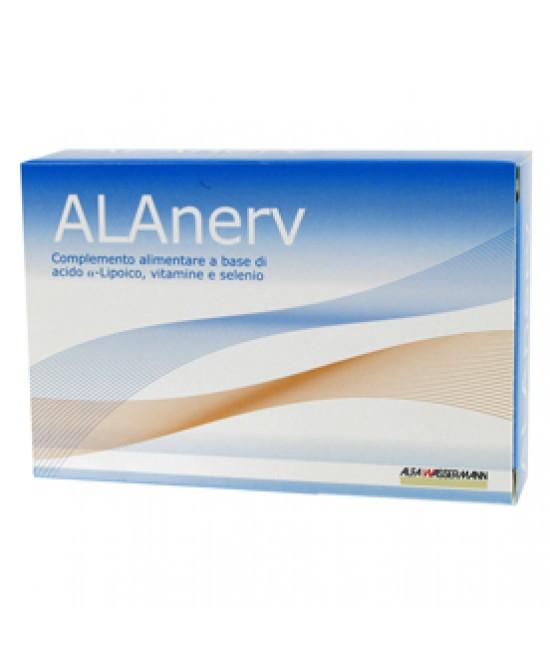 Alanerv 920mg 20cps - Farmamille