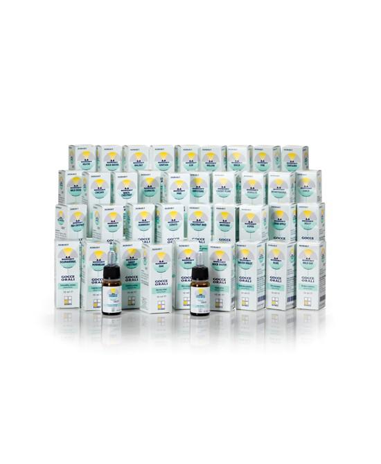 Named Nomabit Mimulus Formulazioni Fitoterapiche Pronte Globuli 6g - Farmacia 33
