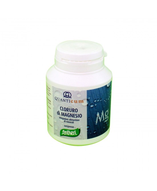 Santiveri Cloruro Di Magnesio 230 Compresse - Zfarmacia