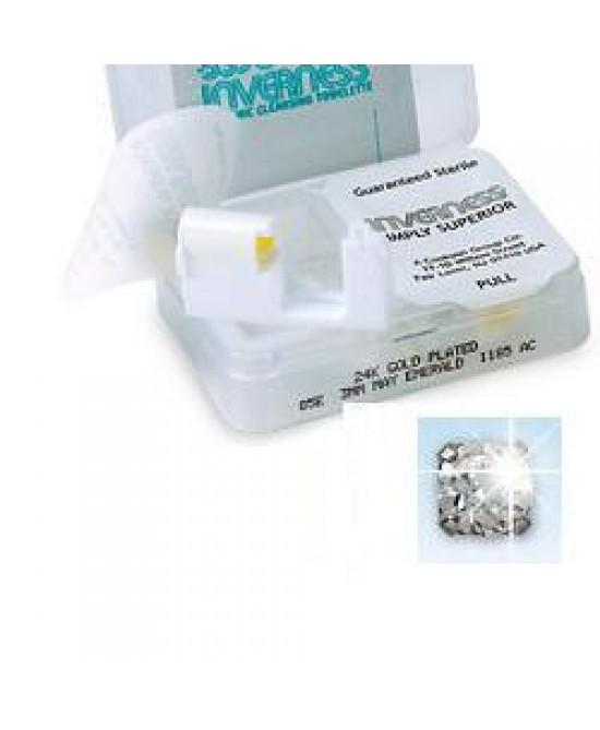 Sanico Inverness 54 Orecchini Sterili Di Zircone Cubici 3mm - Farmastar.it