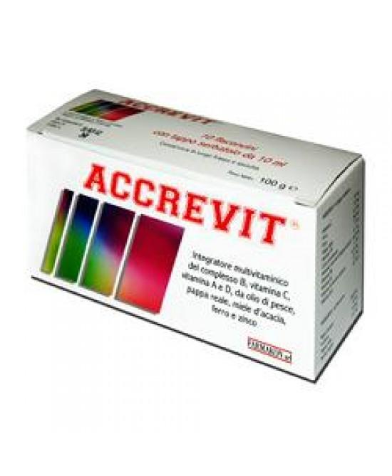 Accrevit 10fl - Zfarmacia