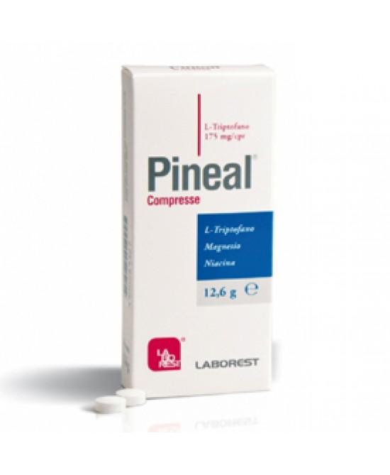 Pineal 30 compresse - Zfarmacia