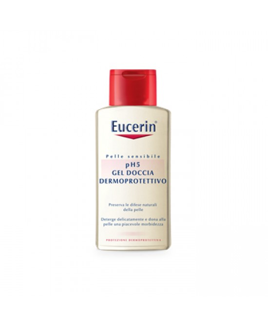 Eucerin pH5 Gel Doccia Dermoprotettivo 200ml - Farmastar.it