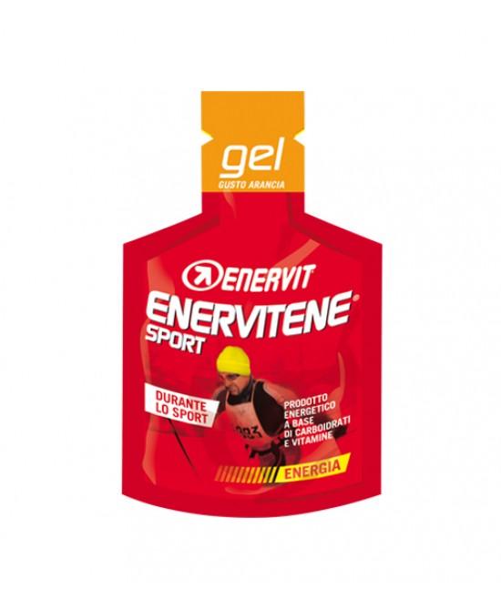 Enervit Enervitene Sport Gel Minipack da 25ml Gusto Arancia - La tua farmacia online