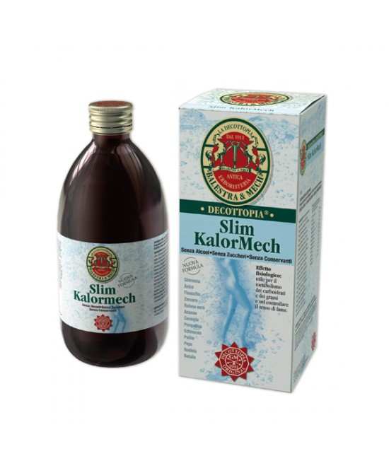 Tisanoreica Decottopia Slim Kalormech 500 ml - La tua farmacia online