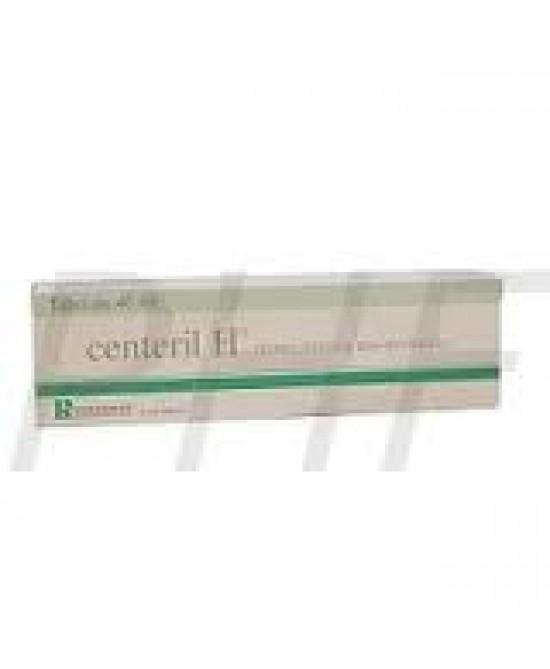 Centeril H Cr Lenit Rett 40g - Farmacento