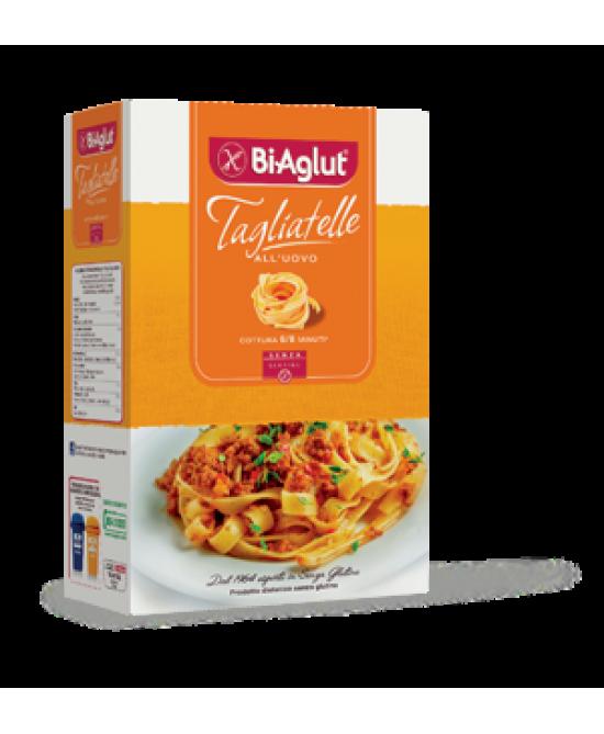 BiAglut Tagliatelle All'Uovo Senza Glutine 250g - La tua farmacia online