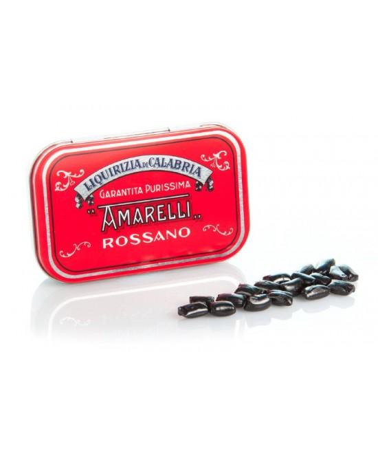 Amarelli Rossano Liquirizia Pura 40g - Antica Farmacia Del Lago