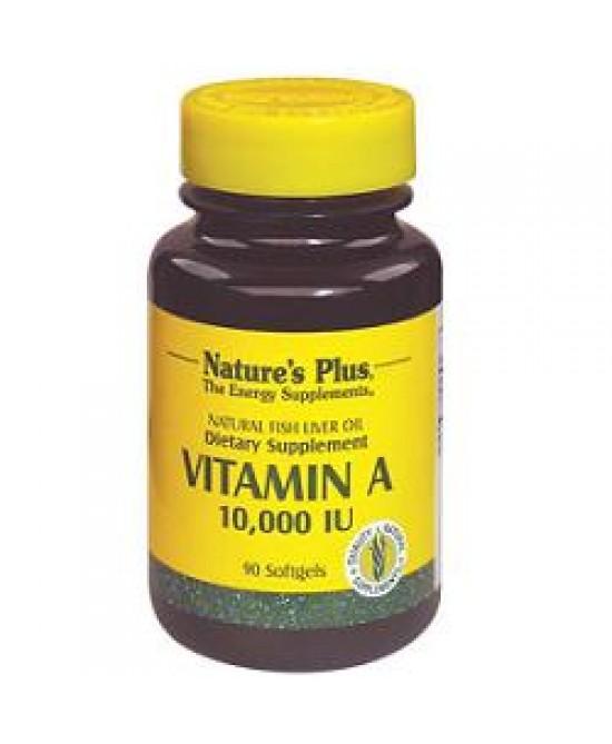 Vitamina A 10000 90cps - La tua farmacia online