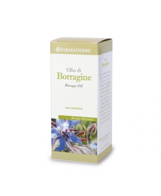 Farmaderbe Olio Di Borragine 100ml - La tua farmacia online