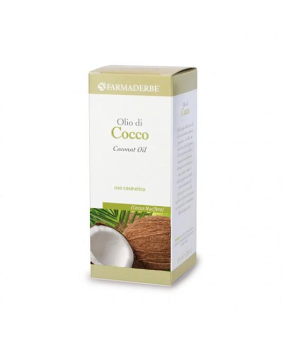 Farmaderbe Olio Di Cocco Integratore Alimentare 100ml - La tua farmacia online