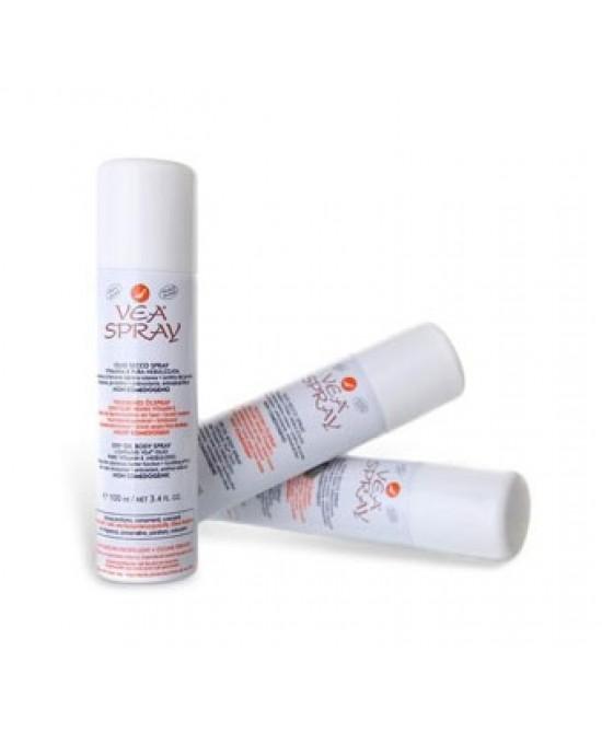 Vea Spray Olio Secco Spray Non Unge 100ml - Zfarmacia