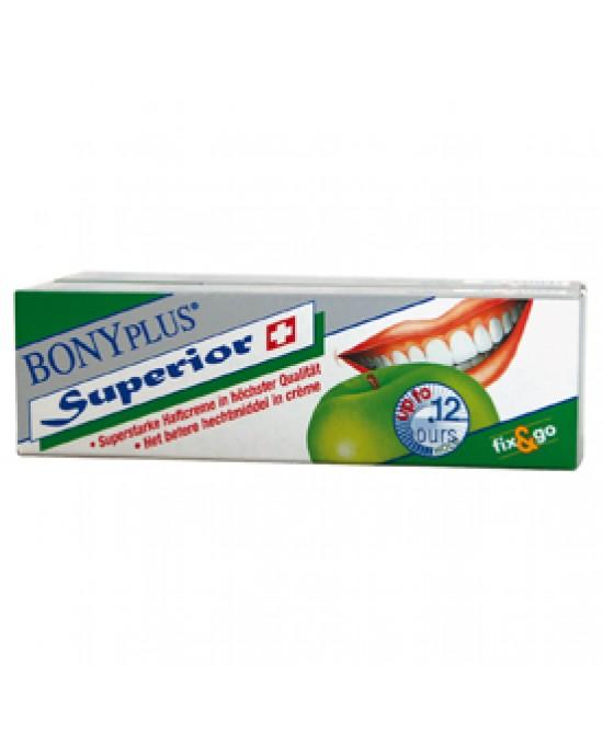 Bonyplus Superior Crema Superadesiva 40g - Zfarmacia