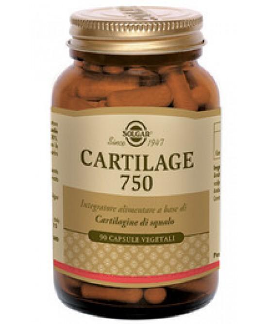 Solgar Cartilage 750 90 Capsule Vegetali - Farmacia 33