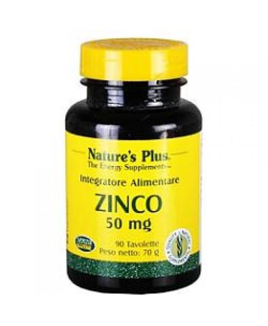 Zinco Chelato 50 Mg 90tav - Zfarmacia