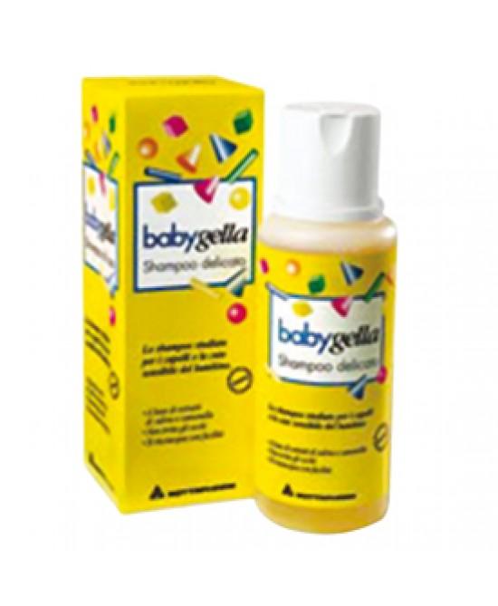 Babygella Shampoo Delicato 250ml - Parafarmaciabenessere.it