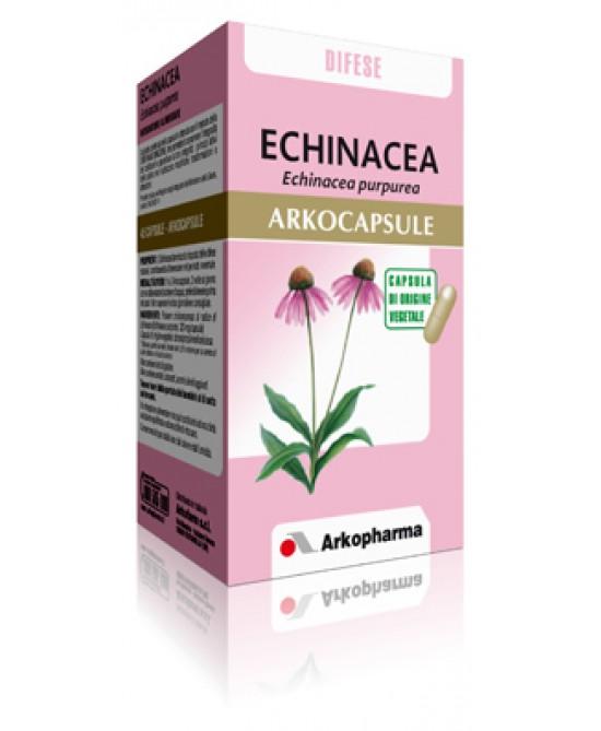 Arkocapsule Echinacea Integratore Difese Immunitarie 45 Capsule - La tua farmacia online
