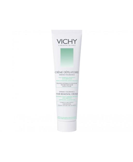 Vichy Crema Depilatoria Dermo Tolérance 150ml - Farmacento