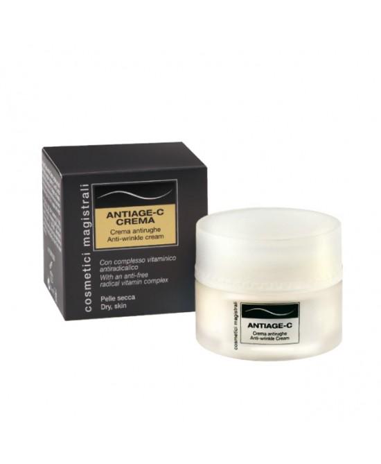 Cosmetici magistrali Antiage-C Crema Antirughe 30ml - Farmastar.it