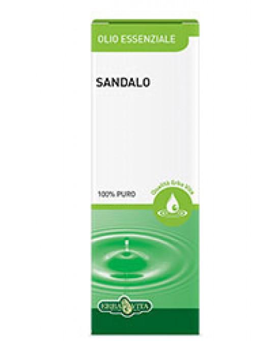 ErbaVita Oli Essenziali Sandalo Legno Integratore Alimentare 10ml - Zfarmacia
