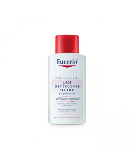 Eucerin pH5 Detergente Fluido 200ml - Farmastar.it