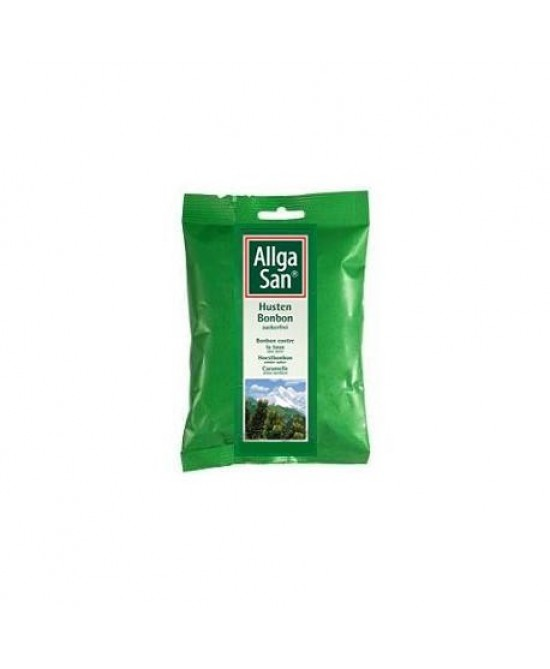 Allga Pharma Caramelle Pino Senza Zucchero 50g - Farmaciasconti.it
