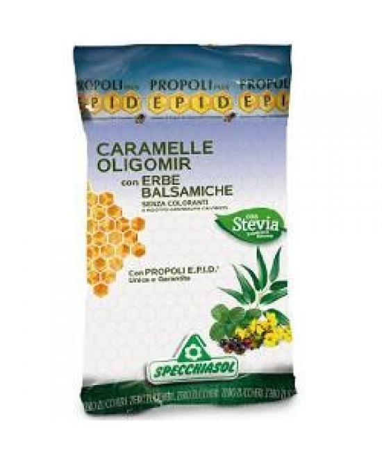 Specchiasol EPID Oligomir 24 Caramelle Balsamiche - La tua farmacia online