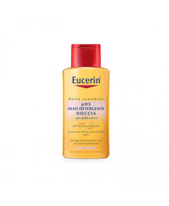 Eucerin pH5 Olio Detergente Doccia 200ml - Farmastar.it