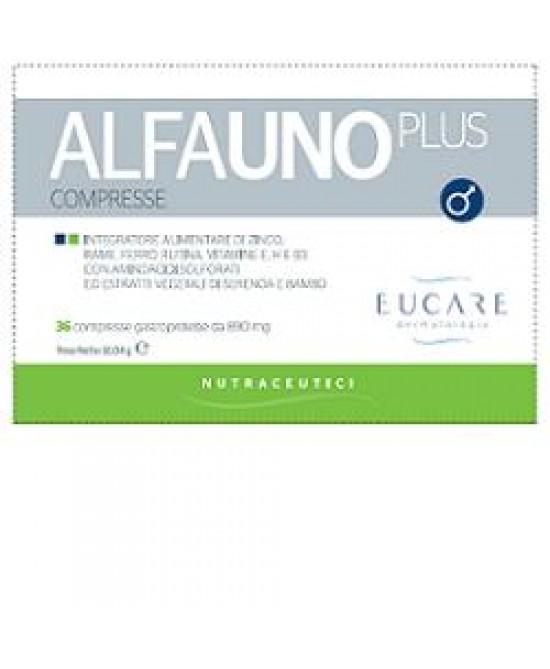 Alfauno Plus 36cpr - La tua farmacia online