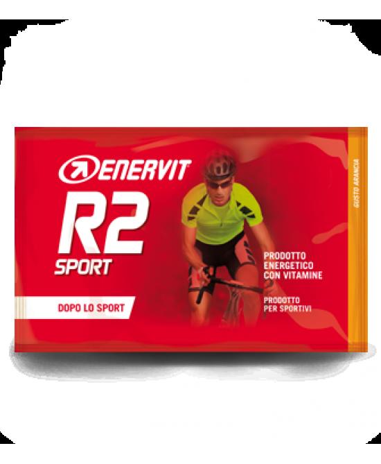 Enervit R2 Sport Integratore Alimentare Gusto Arancia 1x50g - Farmacia 33