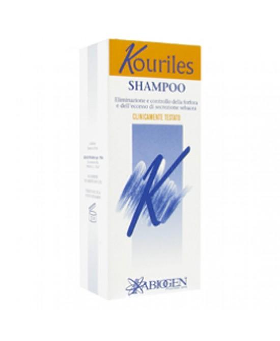 Kouriles Shampoo - Farmacento