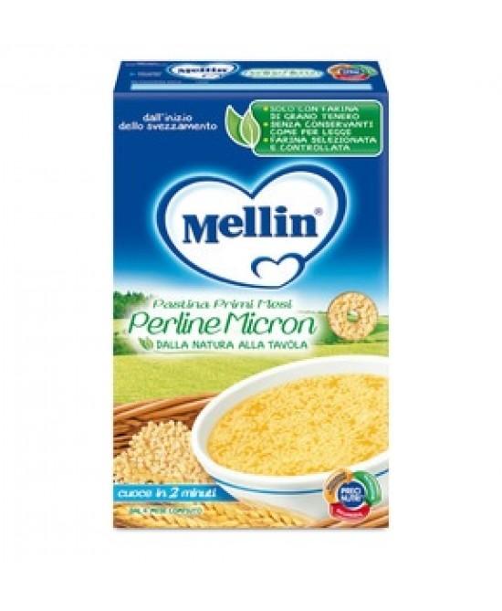 Mellin Pastine Perline Micron 350g - La tua farmacia online