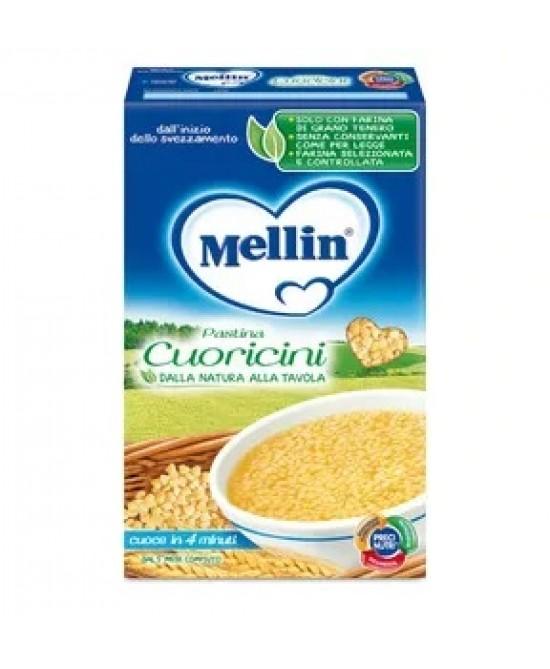 Mellin Pastine Cuoricini 350g - La tua farmacia online