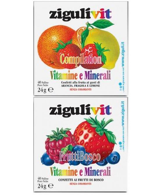 Ziguli Vit Compilation 40conf - Farmamille