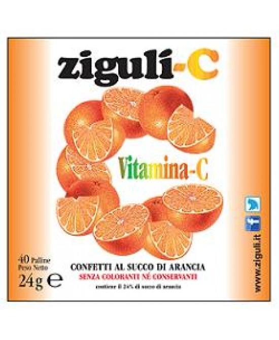 Ziguli'- C Vitamina-C Fragola - Zfarmacia