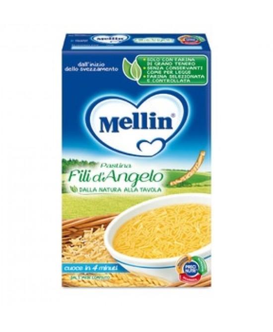 Mellin Pastine E Riso Fili D'angelo 350g - La tua farmacia online