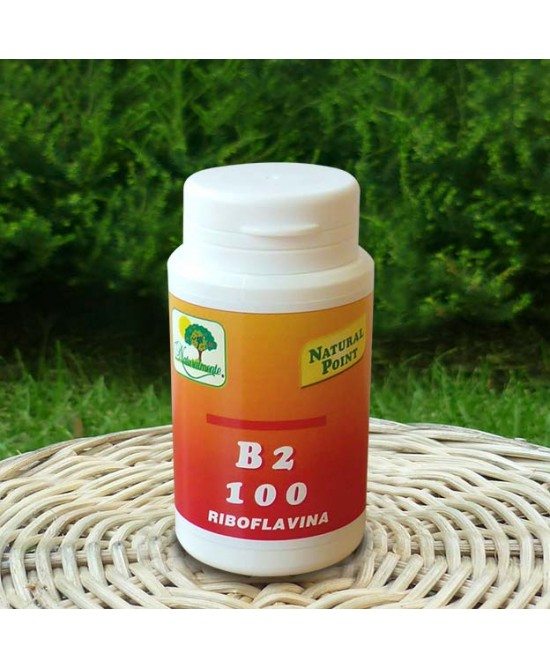 Natural Point B2 100 Integratore Alimentare 50 Capsule - Farmacia 33