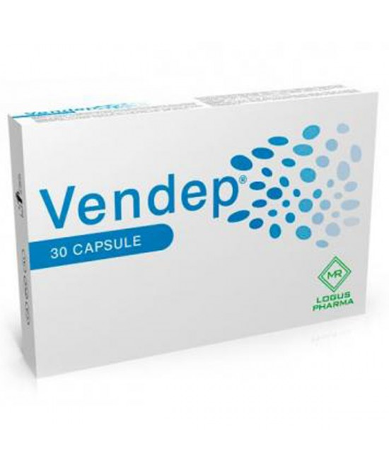 Logus Pharma Vendep Integratore Alimentare 30 Capsule - Farmaciaempatica.it