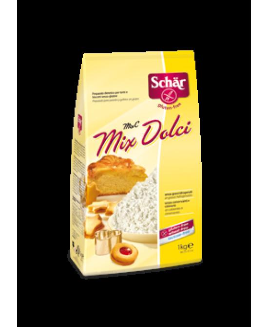 Schar Mix C Preparato Per Dolci Senza Glutine 1kg - Farmastar.it