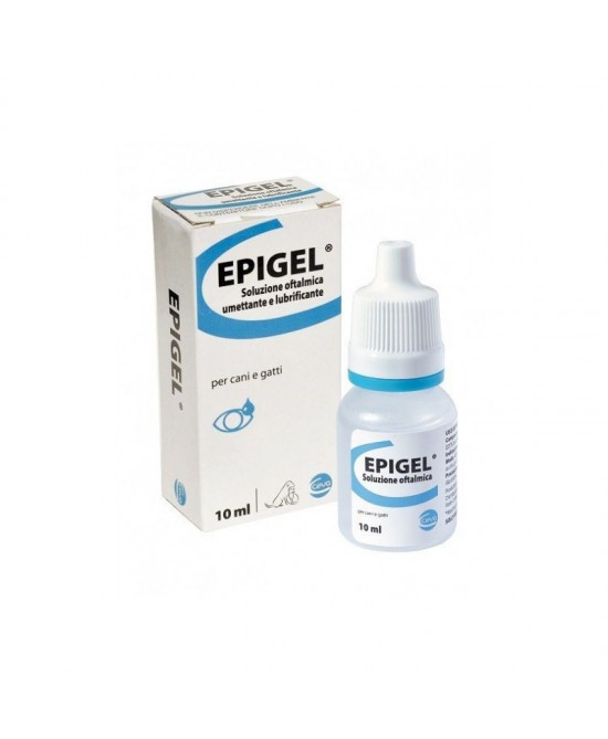 Ceva Epigel Occhi Per Cani E Gatti 10ml - Farmastar.it