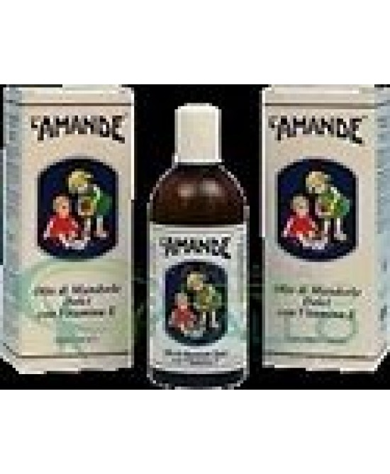 L'AMANDE Olio di Mandorle  Profumato 250 ml - La tua farmacia online