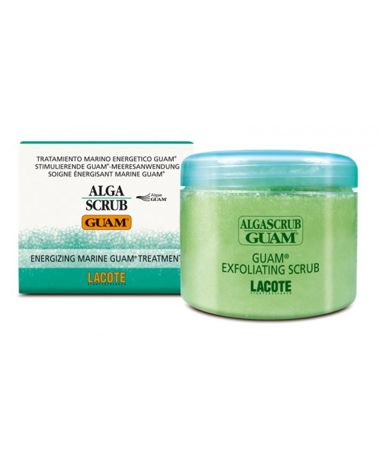 Guam AlgaScrub Exfolianting Scrub 700g - La tua farmacia online