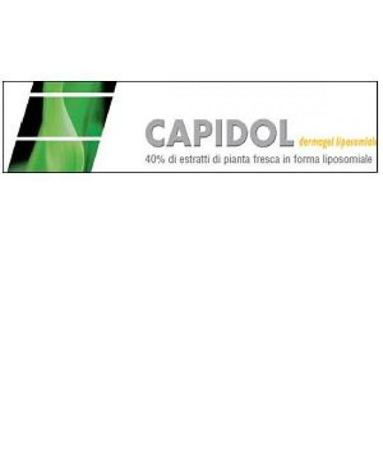 Capidol Dermogel 50ml - Farmacento